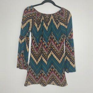WinWin long sleeve tunic top, size s-m